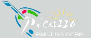 Picazzo Painting White Logo