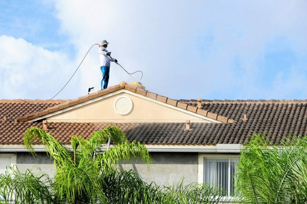 Pressure Cleaning In Miami Florida