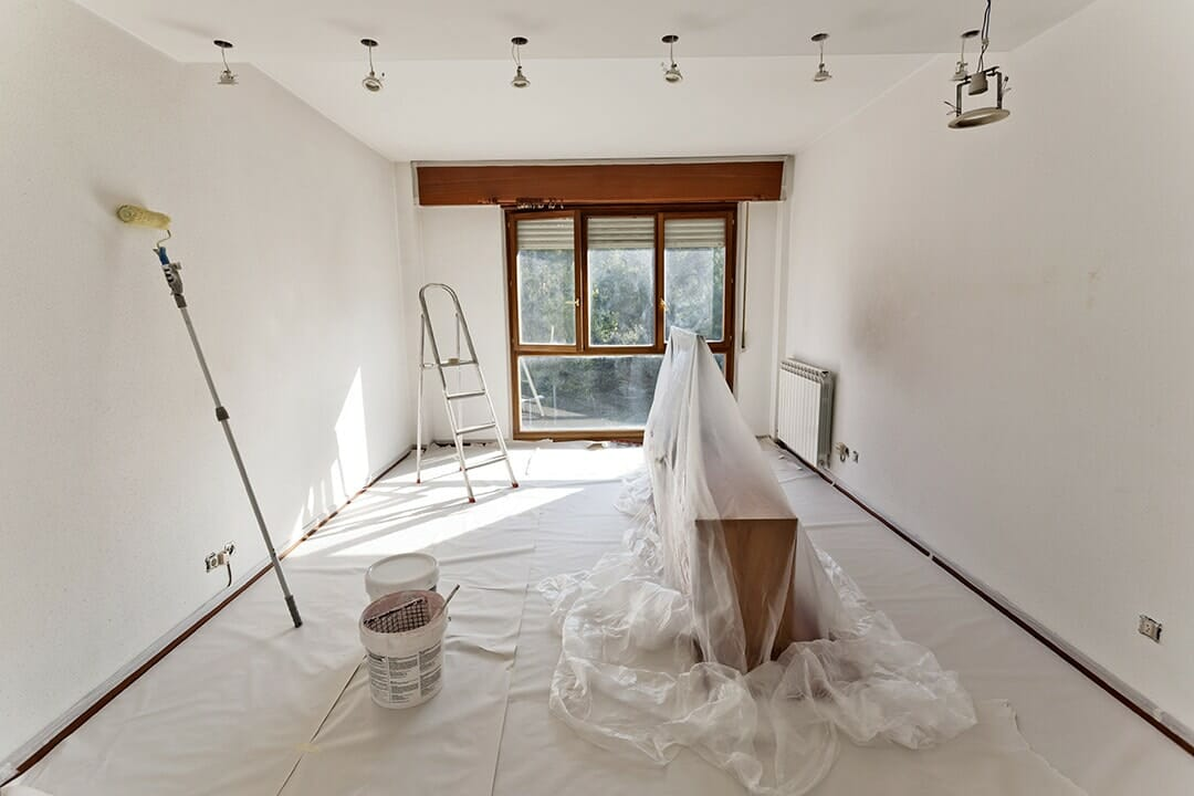 Interior Residential Painting Miami