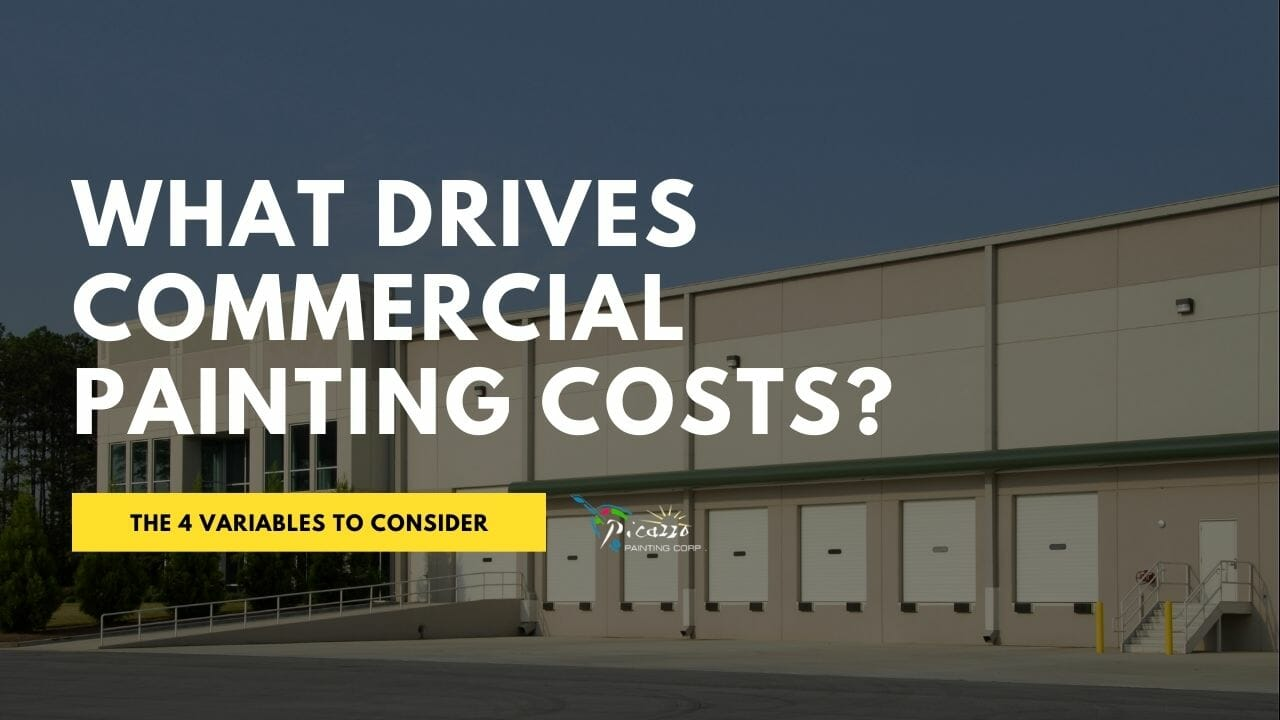 Commercial Painting Costs