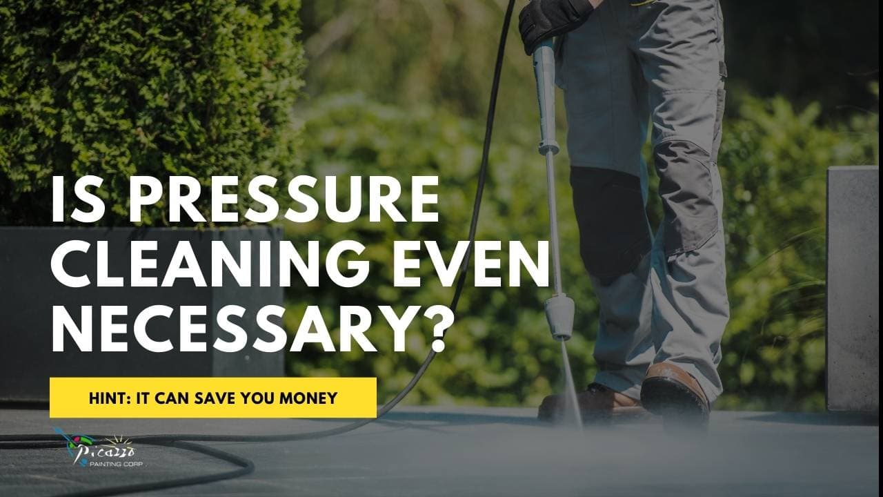 Is Pressure Cleaning Even Necessary?